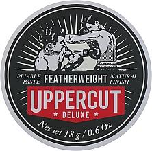 Parfums et Produits cosmétiques Pâte coiffante à fixation moyenne - Uppercut Deluxe Featherweight (mini)