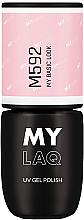 Parfums et Produits cosmétiques Vernis semi-permanent - MylaQ UV Gel Polish