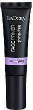 Parfums et Produits cosmétiques Base de teint - IsaDora Face Primer Shine-Free Mattifying