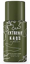 Parfums et Produits cosmétiques Gosh Extreme Kaos For Men - Déodorant spray
