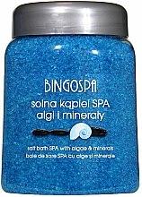 Parfums et Produits cosmétiques Sels de bain aux algues et minéraux - BingoSpa Bath Salt With Algae And Minerals