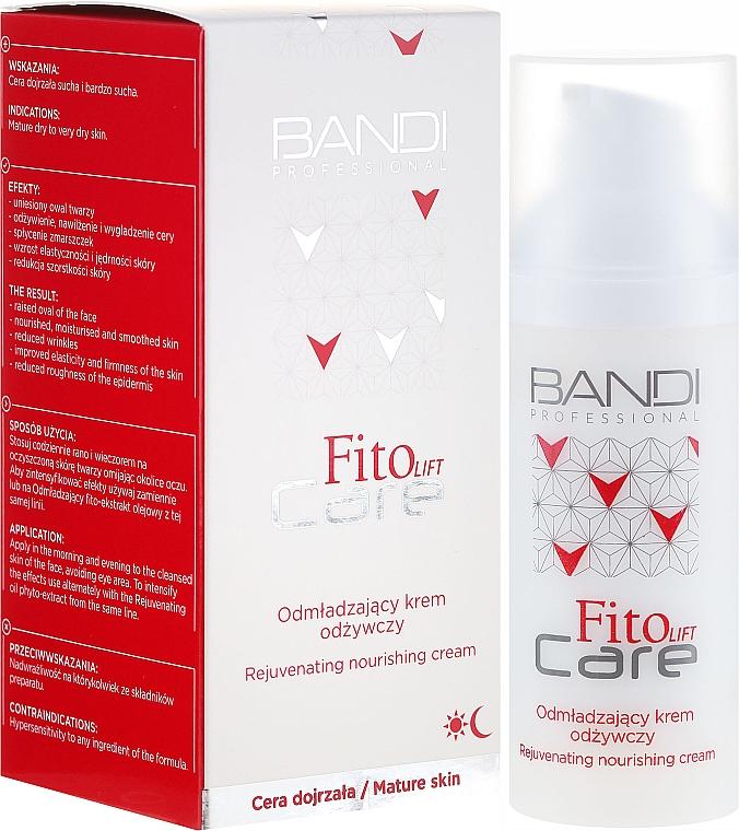 Crème de jour et nuit à l'huile d'amande douce - Bandi Professional Fito Lift Care Rejuvenating Nourishing Cream — Photo N1