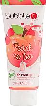 Parfums et Produits cosmétiques Gel douche, Thé glacé à la pêche - Bubble T Peach Ice Tea Shower Gel