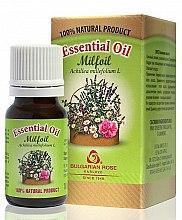 Parfums et Produits cosmétiques Huile essentielle d'achilée millefeuille 100% naturelle - Bulgarian Rose Milfoil Essential Oil
