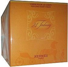 Parfums et Produits cosmétiques Hermes 24 Faubourg - Crème parfumée pour corps