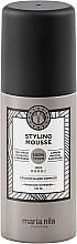 Parfums et Produits cosmétiques Mousse coiffante végan, fixation moyenne - Maria Nila Styling Mousse