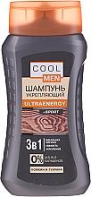 Parfums et Produits cosmétiques Shampooing fortifiant à usage quotidien - Cool Men