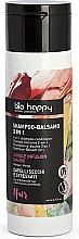 Parfums et Produits cosmétiques Shampooing et après-shampooing Mangue - Bio Happy Jungle Infusion Mango Conditioning Shampoo