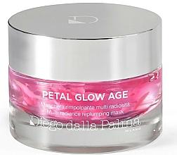 Parfums et Produits cosmétiques Masque anti-âge éclaircissant à l'extrait de rose de Damas pour visage - Diego Dalla Palma Petal Glow Age