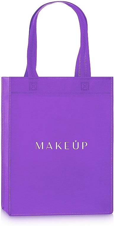 Sac cabas, Springfield, violet - MakeUp Eco Friendly Tote Bag