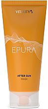 Parfums et Produits cosmétiques Masque après-soleil hydratante pour cheveux - Vitality's Epura After Sun Mask