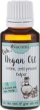 Parfums et Produits cosmétiques Huile d'argan pressée à froid - Nacomi