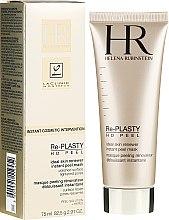 Parfums et Produits cosmétiques Masque peeling à l'urée et hepes pour visage - Helena Rubinstein Re-Plasty HD Peel Mask