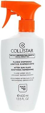 Fluide après-soleil apaisant rafraîchissant - Collistar After Sun Fluid Soothing Refreshing — Photo N2