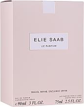 Parfums et Produits cosmétiques Elie Saab Le Parfum - Coffret (eau de parfum/90ml + lait parfumé pour corps/75ml)