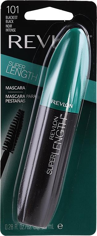 Mascara waterproof - Revlon Super Length Waterproof Mascara