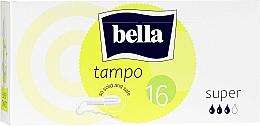 Parfums et Produits cosmétiques Tampons, 16 pcs - Bella Bella Premium Comfort Super Tampo