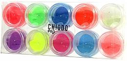 Parfums et Produits cosmétiques Kit de poudre fluorescente pour ongles - Chiodo Pro Puder