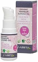 Parfums et Produits cosmétiques Huile bio d'amande pour massage du périnée - Azeta Bio Organic Perineum Almond Oil