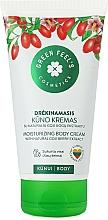 Parfums et Produits cosmétiques Crème à l'extrait de baie de goji pour corps - Green Feel's Body Cream With Natural Goji Berry Extract