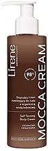 Parfums et Produits cosmétiques Crème autobronzante à l'eau de coco bio pour corps - Lirene Moccoa Moisturizing Cream