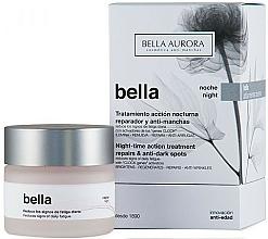 Parfums et Produits cosmétiques Crème de nuit aux cellules souches de grenade - Bella Night-Time Action Treatment Repairs & Anti-Dark Spots