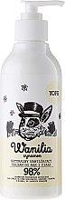 Parfums et Produits cosmétiques Baume à la vanille, huile de noix de coco et d'argan pour mains et corps - Yope Vanilla & Cinnamon Hand And Body Lotion