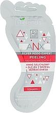 Parfums et Produits cosmétiques Gommage à l'acide salicylique pour pieds (mini) - Bielenda ANX Podo Detox Foot Scrub Cream