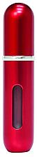 Parfums et Produits cosmétiques Vaporisateur de parfum rechargeable, rouge - Travalo Classic HD Red Refillable Spray
