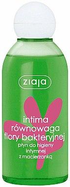 Gel d'hygiène intime au thym - Ziaja Intima Gel