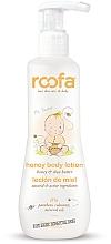 Parfums et Produits cosmétiques Lotion au beurre de karité et miel pour corps - Roofa Honey Body Lotion