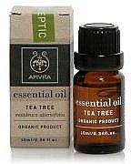 Parfums et Produits cosmétiques Huile essentielle d'arbre à thé 100% naturelle - Apivita Aromatherapy Organic Tea Tree Oil