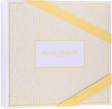 Parfums et Produits cosmétiques Boucheron Quatre Boucheron Pour Femme - Coffret (eau de parfum/100ml + lotion corps/100ml + gel douche/100ml)