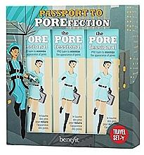Parfums et Produits cosmétiques Coffret cadeau - Benefit The Porefessional Face Primer Travel Trio (primer/7.5mlx3)