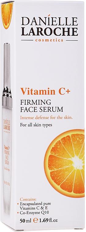 Sérum à la vitamine C pour visage - Danielle Laroche Cosmetics Firming Face Serum Vitamin C+