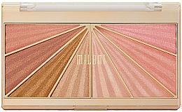 Parfums et Produits cosmétiques Palette enlumineurs - Milani Luminoso Glow Shimmering Face Palette