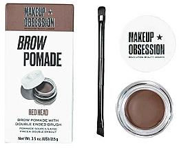 Parfums et Produits cosmétiques Pommade à sourcils - Makeup Obsession Brow Pomade