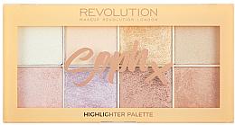 Parfums et Produits cosmétiques Palette d'enlumineurs - Makeup Revolution Soph Highlighter Palette