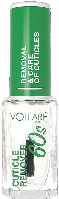 Émollient cuticules - Vollare Cosmetics Cuticle Remover