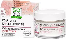 Parfums et Produits cosmétiques Crème à l'extrait de lotus sacré pour visage - So'Bio Etic Hydrating Cream