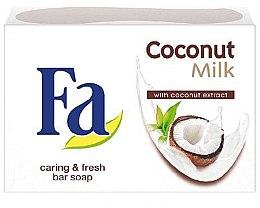 Parfums et Produits cosmétiques Savon crème au lait de noix de coco - Fa Coconut Milk