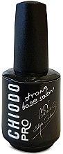 Parfums et Produits cosmétiques Base coat pour vernis semi-permanent ou gel - Chiodo Pro Base Strong Salon