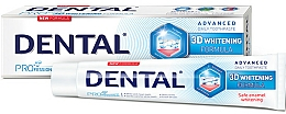 Parfums et Produits cosmétiques Dentifrice blanchissant - Dental Pro 3D Whitening