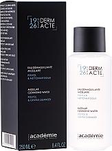 Parfums et Produits cosmétiques Eau micellaire avec Polyol - Academie Derm Acte Micellar Water