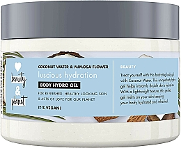 Parfums et Produits cosmétiques Gel à l'eau de noix de coco pour corps - Love Beauty and Planet Luscious Hydration Body Gel