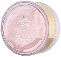 Parfums et Produits cosmétiques Poudre libre (recharge) - Collistar Silk Effect Loose Powder Reffil