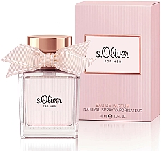 Parfums et Produits cosmétiques S.Oliver For Her - Eau de Parfum