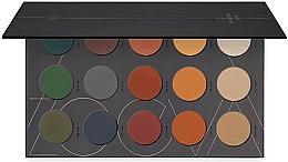 Parfums et Produits cosmétiques Palette professionnelle de fards à paupières - Zoeva Matte Spectrum Eyeshadow Palette