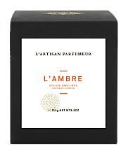 Parfums et Produits cosmétiques L'Artisan L'Ambre Candle - Bougie parfumée