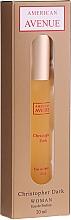 Parfums et Produits cosmétiques Christopher Dark American Avenue - Eau de Parfum (mini)